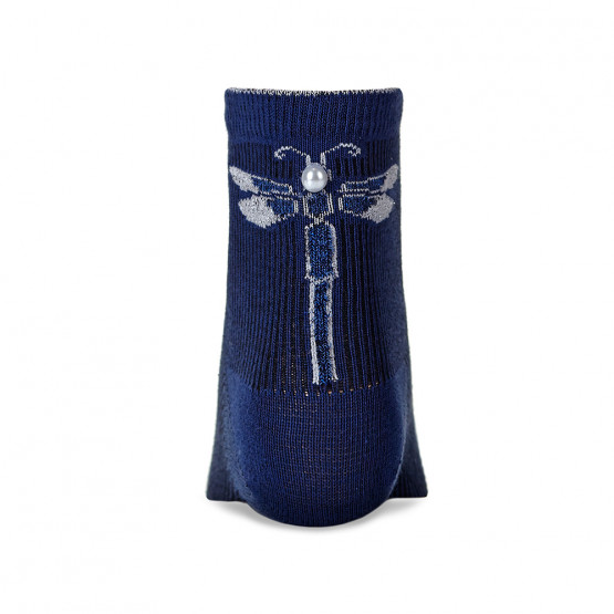 Жіночі шкарпетки із сяючою стрекозою фото 2