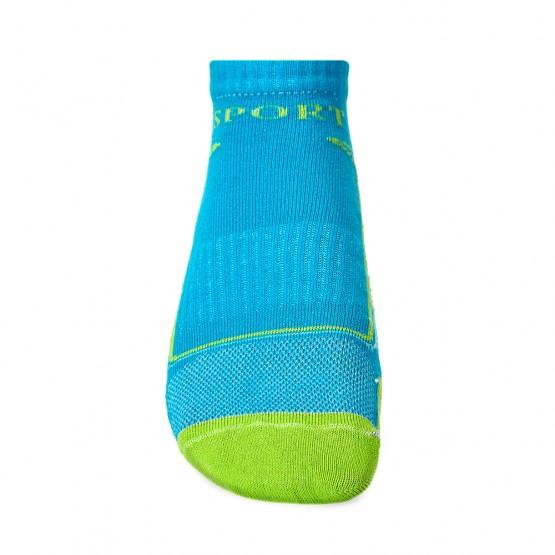 Яскраві спортивні шкарпетки сліди для чоловіків фото 2