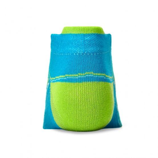 Яскраві спортивні шкарпетки сліди для чоловіків фото 3