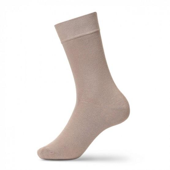 Однотонні чоловічі шкарпетки класичної довжини фото 1