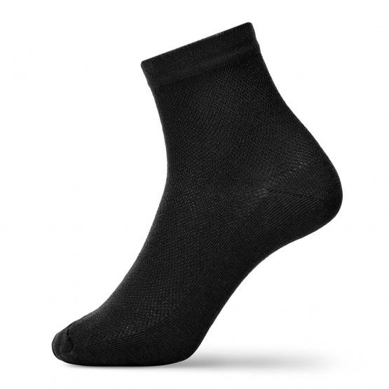 Яскраві чоловічі шкарпетки із сіткою фото 1