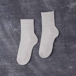 Чоловічі шкарпетки з в'язкою рубчик-1430