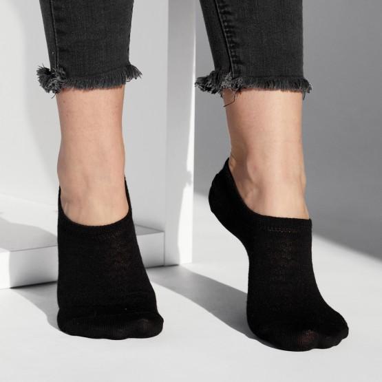 Однотонні жіночі шкарпетки підслідок. фото 1