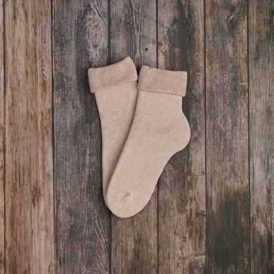Шкарпетки жіночі з відворотом фото 2