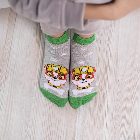 Дитячі шкарпетки з Бульдогом фото 1