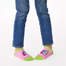 Baby socks Аmong pink-3838