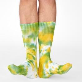 Шкарпетки чоловічі в стилі Тай Дай-3856
