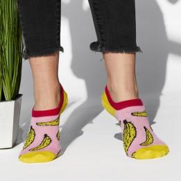 A set of two female socks Bananas+Oranges-3505