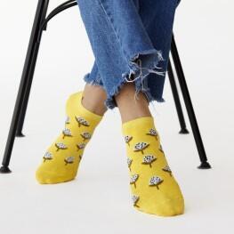Комплект жіночих шкарпеток «Cotton»-3538