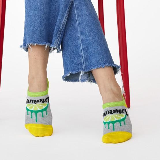 Комплект жіночих шкарпеток підслідок «Summer» фото 2