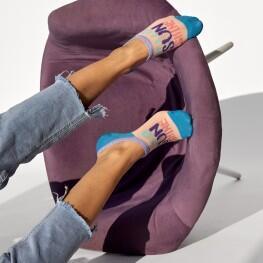 Комплект жіночих шкарпеток «Sunshine»-3531