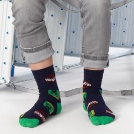 Дитячі шкарпетки з кріпером-2183