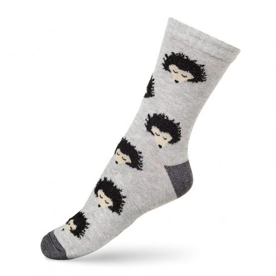 Дитячі шкарпетки з малюнками милих Їжаків фото 2
