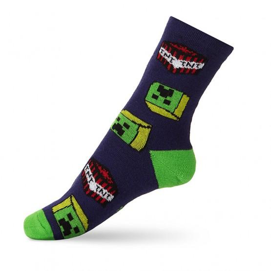 Дитячі шкарпетки з кріпером фото 1