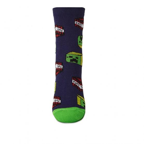 Дитячі шкарпетки з кріпером фото 2