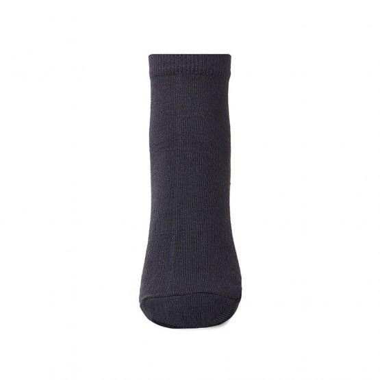 Гладкі однотонні шкарпетки для школи фото 2