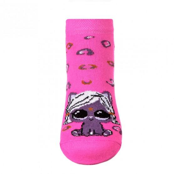Комплект з 2-х пар яскравих шкарпеток для дівчат із лялькою LOL фото 4