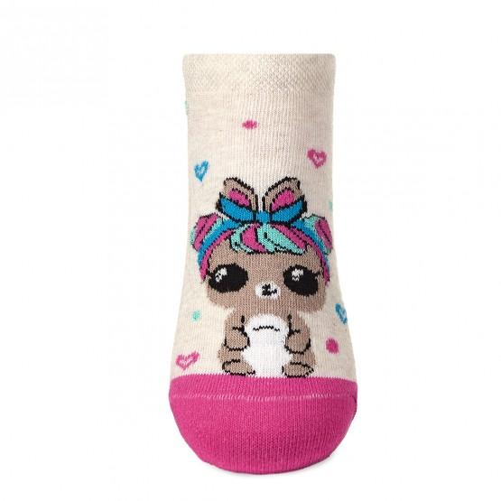 Комплект з 2-х пар яскравих шкарпеток для дівчат із лялькою LOL фото 9