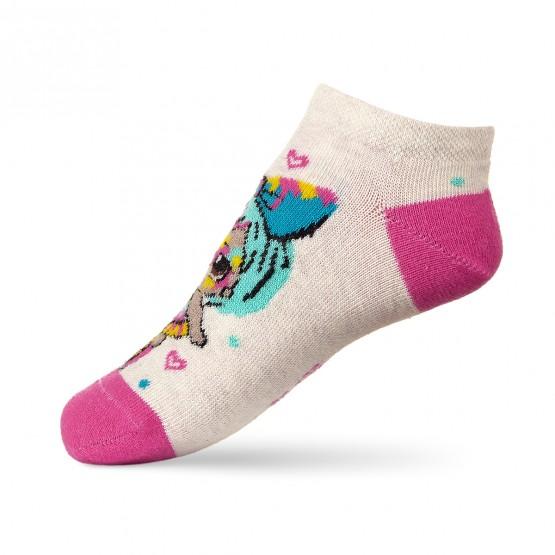 Комплект з 2-х пар яскравих шкарпеток для дівчат із лялькою LOL фото 5