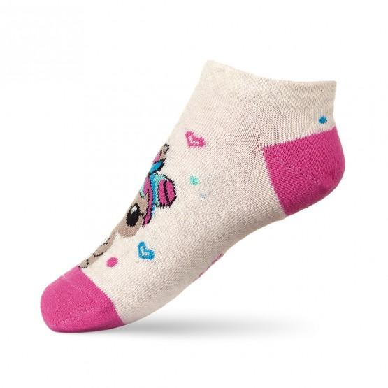 Комплект з 2-х пар яскравих шкарпеток для дівчат із лялькою LOL фото 7