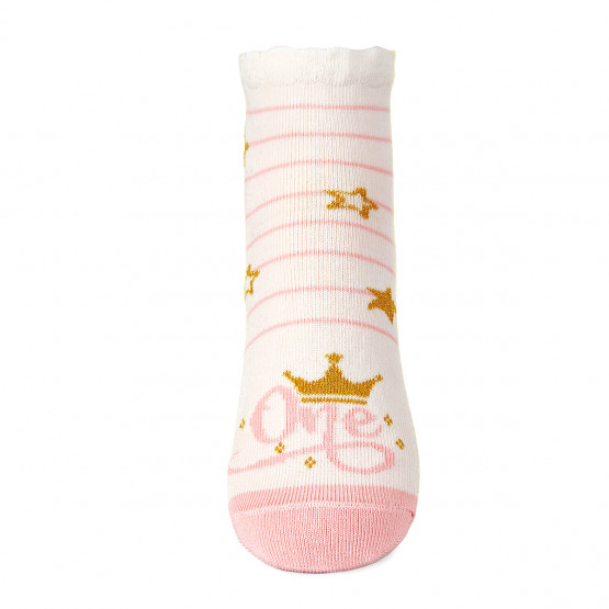 Шкарпетки для дівчаток One princess фото 3