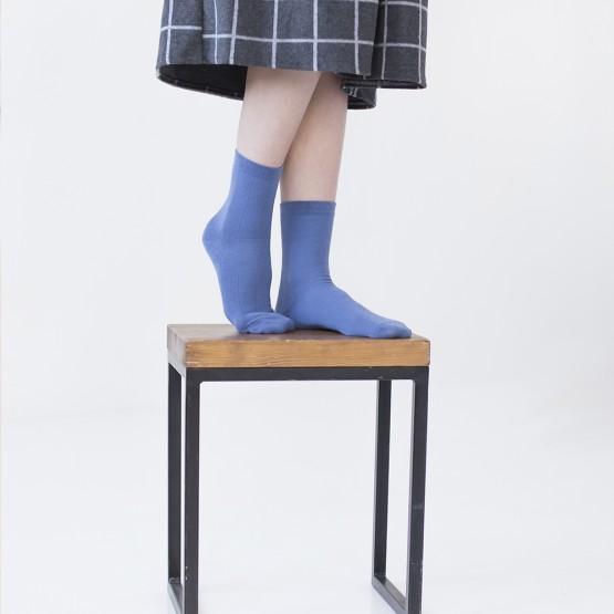 """Жіночі шкарпетки """"Версаль"""" із тоненькими смужками фото 1"""