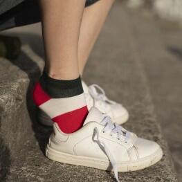 Яскраві шкарпетки – сліди для хлопчиків та дівчаток-2759