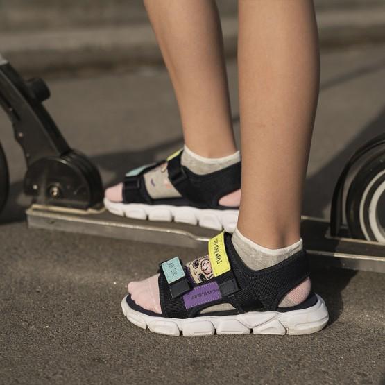 Комплект шкарпеток з 2-х пар для дівчат із лялькою LOL та коронами фото 8