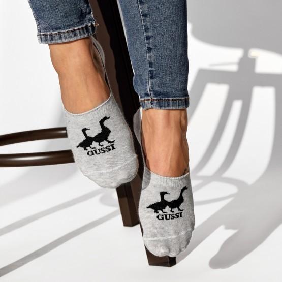 Однотонні жіночі шкарпетки чешка GUSSI. фото 1