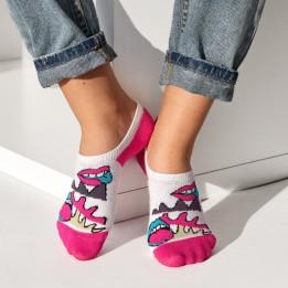 Дитячі шкарпетки підслідок, губи РОР-2745