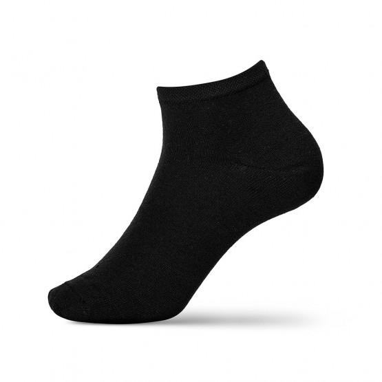 Комфортні чоловічі шкарпетки в однотонних кольорах фото 1